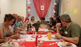 Mai 2017 internationaler Kochstammtisch Roding. Polenische Küche (Bild: Multikulti Verein)