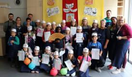 Oktober 2018 2. Kids Cooking Roding (Bild: Multikulti Verein)