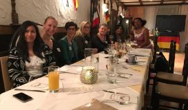 März 2017 Weltfrauentag- Frauen Diner im Restaurant Bella Italia Roding (Bild: Multikulti Verein)