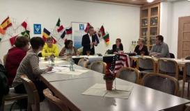 März 2017 Jahresversammlung mit Bürgermeister Franz Reichold (Bild: Multikulti Verein)